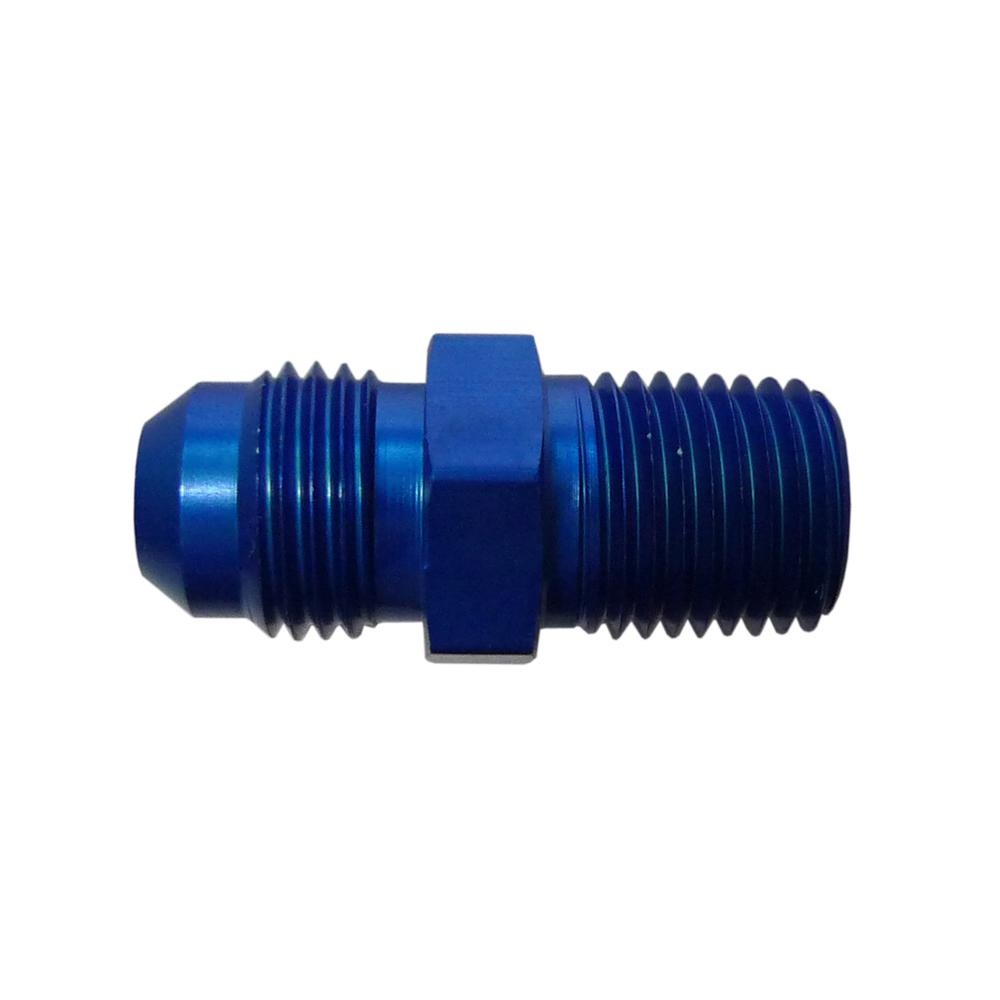 Adattatore filetto Goodridge -8JIC a 1/2 NPT in lega