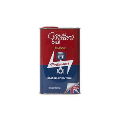 Millers Classic Gear Oil EP 80W90 GL4 (1 Litro)